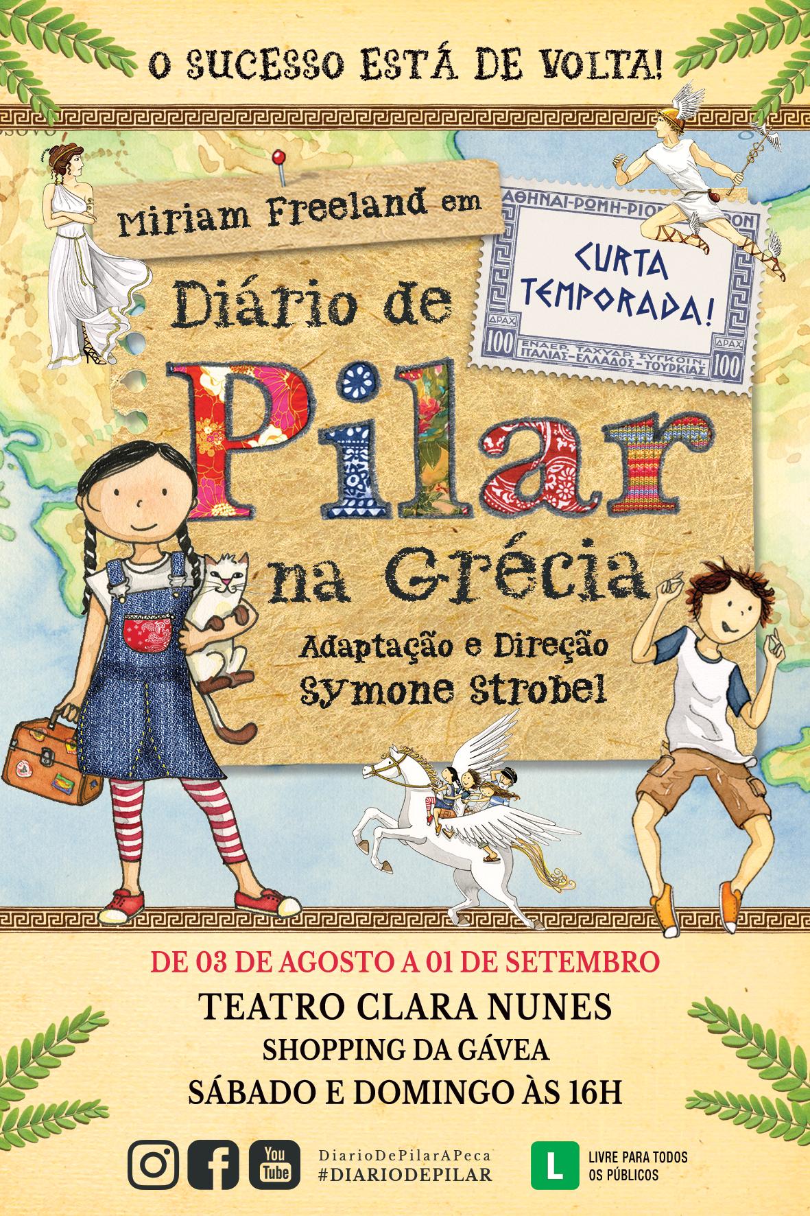 Diário de Pilar na Grécia – Arte & REDE